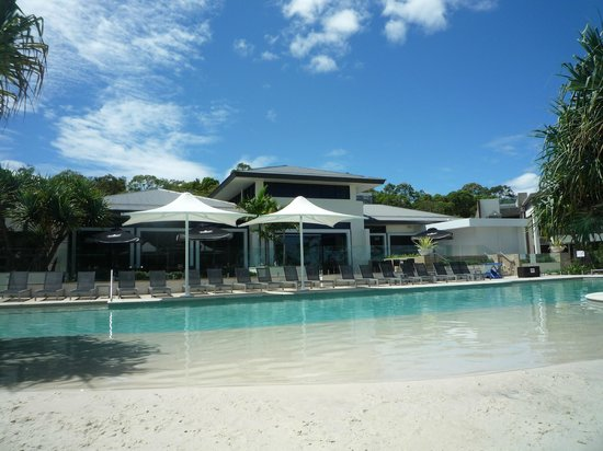 "RACV Noosa Resort:                   Pool & ""Beach"""