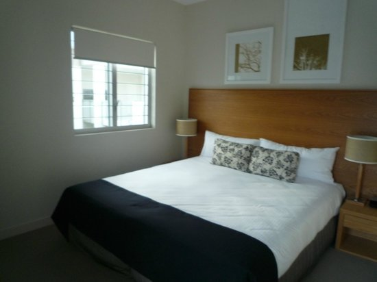 RACV Noosa Resort:                   Bed 2