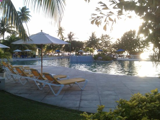 Turtle Beach by Rex Resorts:                   In love with this pool.. miss it so much!