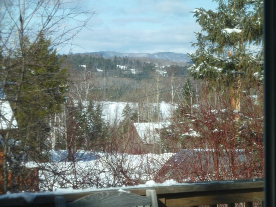 Rangeley Lake Resort, a Festiva Resort:                   View from cabin