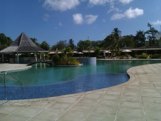 Turtle Beach by Rex Resorts:                   Couldnt get enough of looking at this pool!
