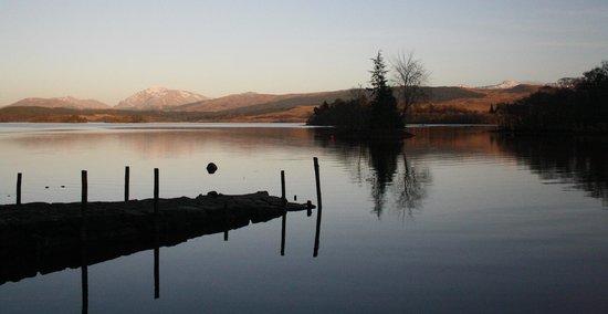 Ardanaiseig Hotel:                   Loch Awe