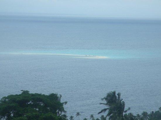 Camiguin Volcan Beach Eco Retreat & Dive Resort:                   white island