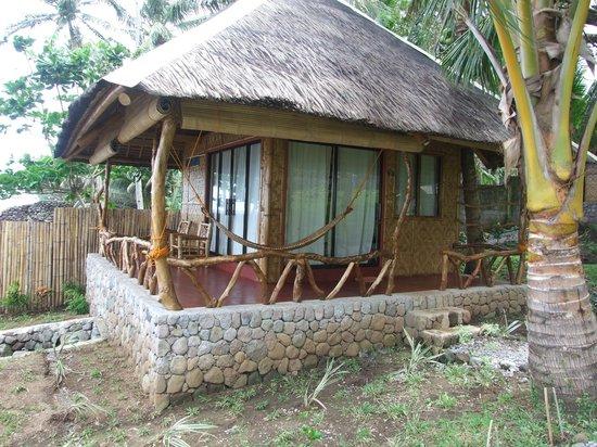 Camiguin Volcan Beach Eco Retreat & Dive Resort:                   bungalow