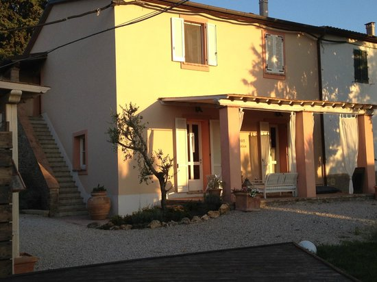 Bed and Breakfast Botrona:                   La struttura
