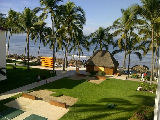 Marival Resort & Suites:                   View from Room 1613