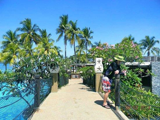 Shangri-La's Tanjung Aru Resort & Spa: zona piscina