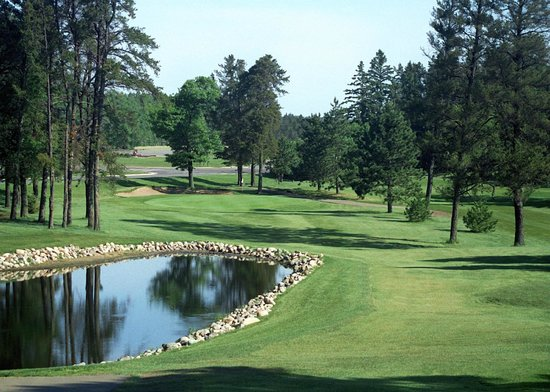 Traditional Golf Course: #6