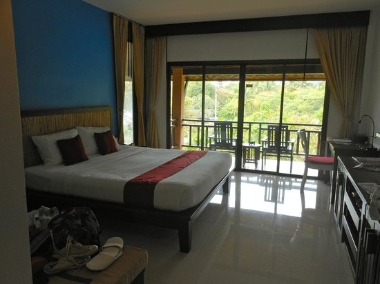 Railay Princess Resort and Spa:                                     room 3rd floor overlooking the pool