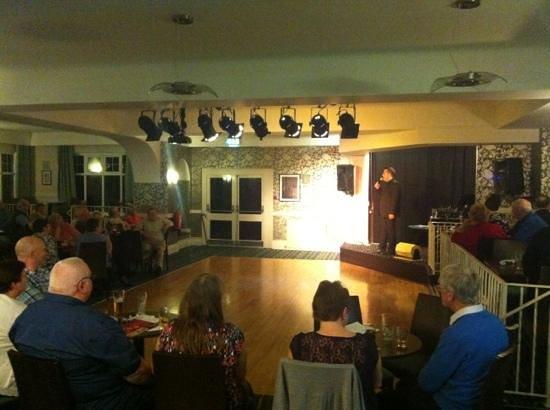 Trecarn Hotel :                   entertainment