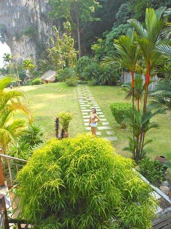 Railay Princess Resort & Spa:                                     viewpoint