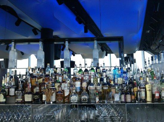 Eclipse bar picture of w barcelona barcelona tripadvisor for W barcelona bar