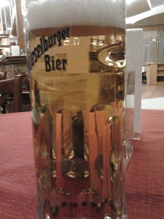 Arbachmühle:                   Good Bier