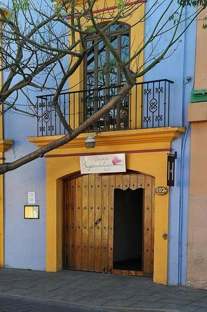 Casa de Las Bugambilias B&B:                   front