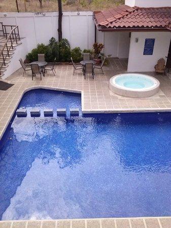 Hotel Rincon del Llano:                   piscina