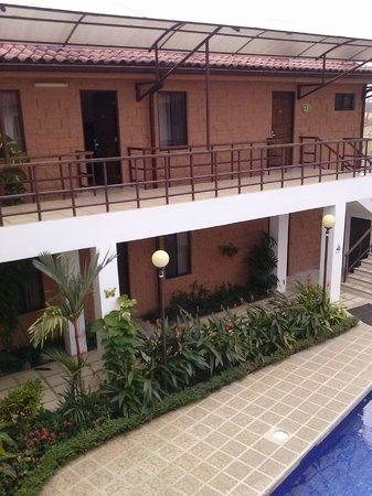 Hotel Rincon del Llano:                   habitaciones