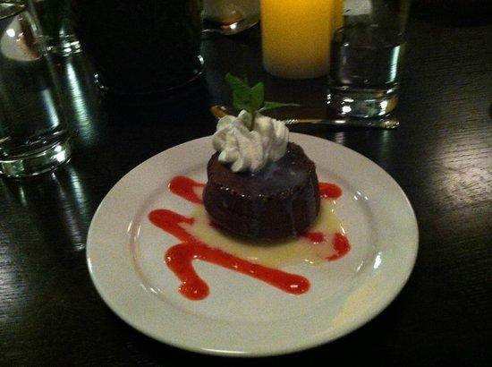 Lumeria Maui Retreat:                   Crazy good dessert!