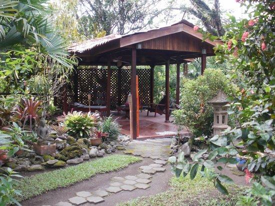 El Encanto Inn:                   Gazebo