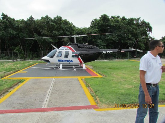 Helidosa Helicopter Tours Bavaro  All You Need To Know Before You Go  Tri