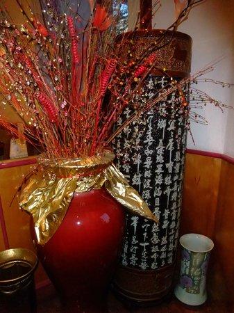 Happy Buddha : decorations