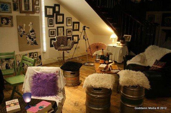 the Brighton Secret: Brighton Arts Club Cafe and Art Space
