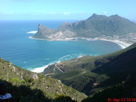 Cape Town Hiking with Tim Lundy -  Tours:                   Chapman's Peak Drive and Hout Bay