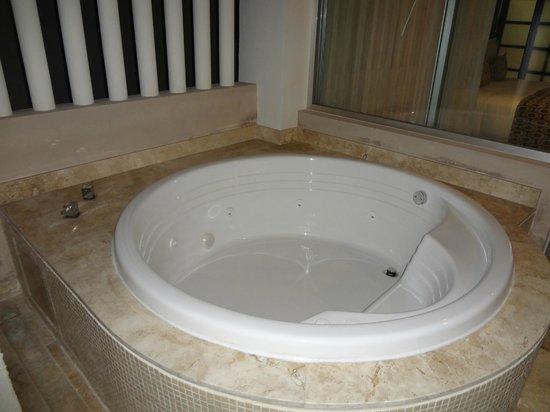 Paradisus Playa Del Carmen La Esmeralda:                   hot tub