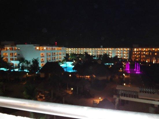 Paradisus Playa Del Carmen La Esmeralda:                   view from balcony