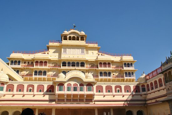 City Palace Jaipur Picture Of Rajasthan Royal Tour Day Tour
