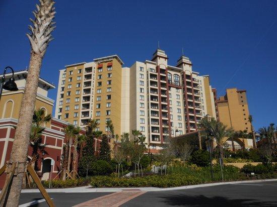 Wyndham Grand Orlando Resort Bonnet Creek:                   2012 New Years                 