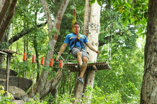 Las Animas Adventure Park:                   tirolesaa