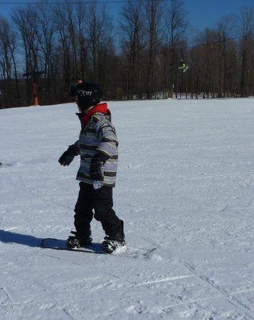 Dry Hill Ski Area