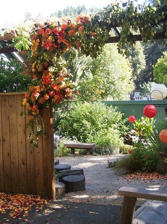Rio Villa Beach Resort: Enjoy our gardens