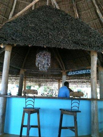 Butiama Beach:                                     Butiama bar