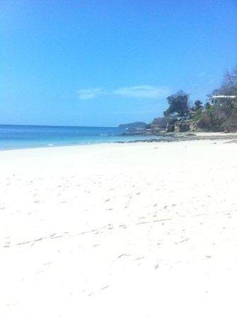 Villa Romantica: spiaggia
