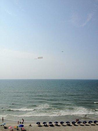 Ocean Drive Beach and Golf Resort: 9th floor view
