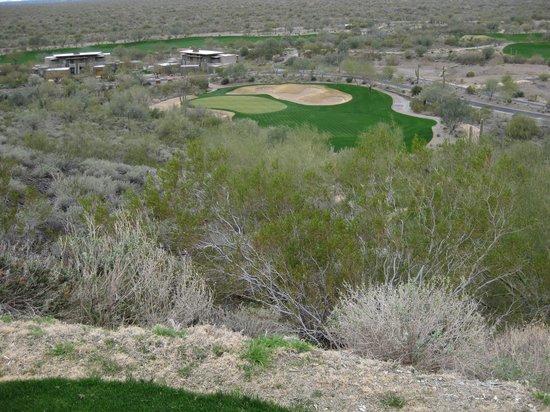 Quintero Golf Club:                                     View