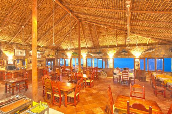 Rancho Leonero Resort: Dining room