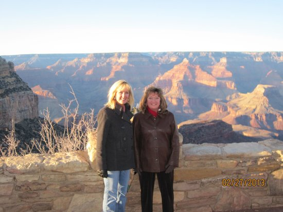 Canyon Dave Tours Grand Canyon:                   A great day!