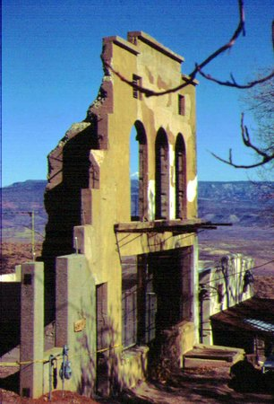 Jerome Chamber of Commerce: Ruins in Evidence