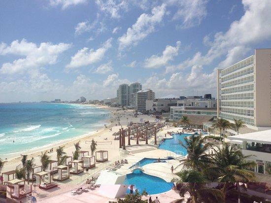 Krystal Cancun: Vista Oceano