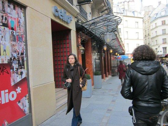 写真ホテル ヨーロッパ サン セヴラン パリ枚
