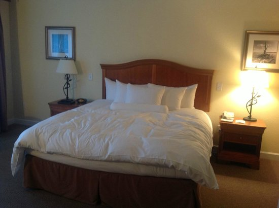 Kingsmill Resort:                   master bedroom