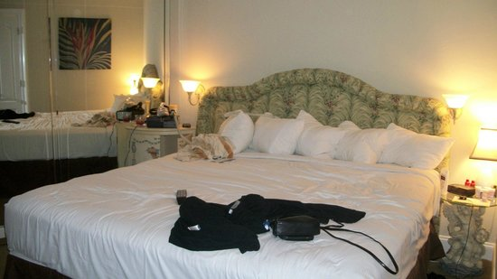 Sandestin Golf and Beach Resort:                   good night sleep