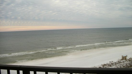 Sandestin Golf and Beach Resort:                   view from room