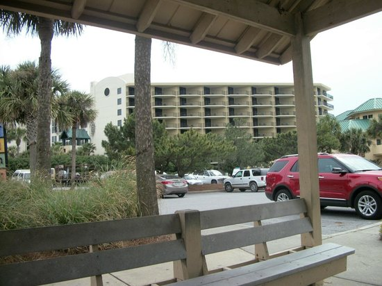 Sandestin Golf and Beach Resort:                   other grounds