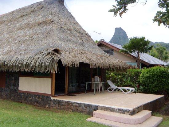 Club Bali Hai Moorea Hotel:                   Beach bungalow                 