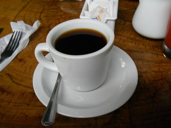 Hotel Lavas del Arenal:                                     Costa Rica has the BEST coffee!