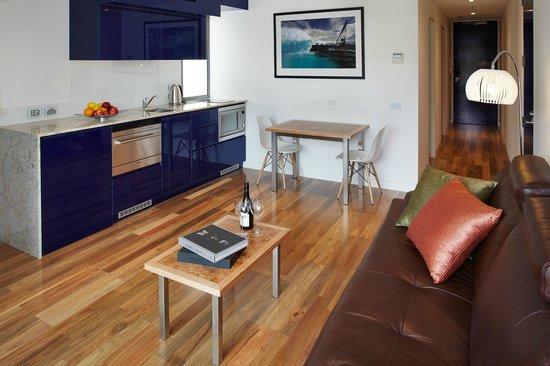 Salamanca Wharf Hotel: Premium Apartment