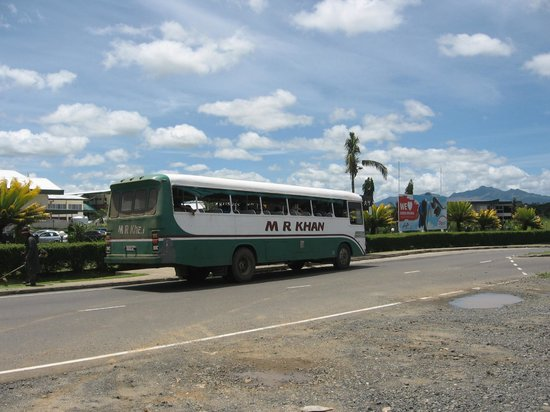 Fiji Gateway Hotel:                                     Local Bus